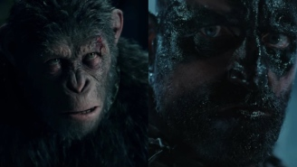 'War For The Planet Of The Apes' Looks Like The Best Ever Woody Harrelson Action Movie