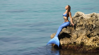 Mostly Naked Woman With Webbed Feet And No Memory Claiming To Be A Mermaid Baffles Police