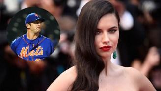 Adriana Lima Claps Back Hard At Fans Who Say She Wrecked Matt Harvey And The Mets' Season