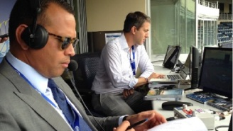 Alex Rodriguez's Game Notes For FS1 Broadcast Include 'Birth Control, Pull-Out Stuff'