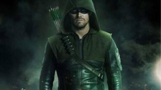 'Arrow' Star Stephen Amell Went Superhero IRL As He CRUSHED The 'American Ninja Warrior' Course