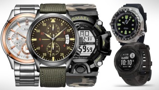 The 17 Best Military Watches Perfect For Every Budget And Every Need