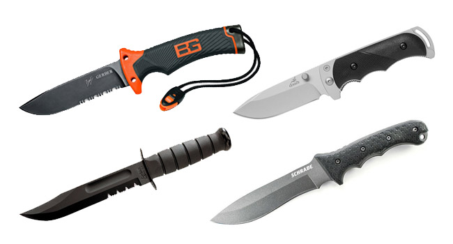 best outdoor knives