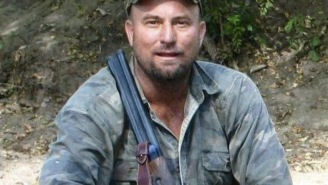 Big Game Hunter Dies After Charging Elephant Picked Him Up And Crushed Him