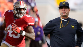 Ex-49er Brandon Jacobs WENT OFF On Jim Harbaugh, Vowing To Expose Him And Get Him Fired