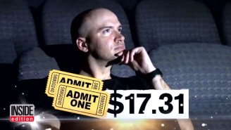 Dude Who Sued His Date For $17.31 For Texting During A Movie Got Paid, Counted His Money On TV