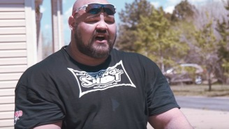 Here's How The World's Strongest Man, Brian Shaw, Trains The Days Before Competition