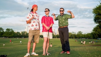 Two Brothers Decided To 'Rethink' Golf Polos To Create Knockdown Nines, The Ultimate Summer Polo Party Shirt