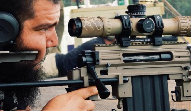 CheyTac M200 Intervention Sniper