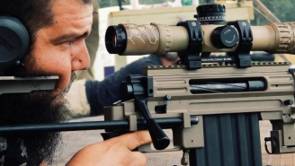 BULLSEYE: Special Forces Sniper Takes Out ISIS Sniper From An Astounding 1.5 Miles Away