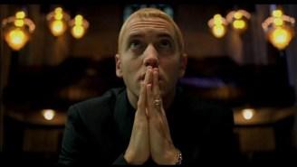 Eminem Celebrates 15th Anniversary Of 'The Eminem Show,' Says Jim Carrey Inspired Him