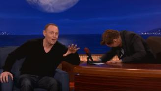 Remembering The Time Bill Burr Made Conan Laugh The Hardest By Defending Lance Armstrong