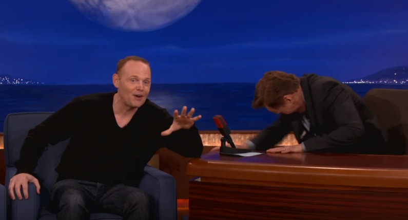 Remembering The Time Bill Burr Made Conan Laugh The Hardest By Defending Lance Armstrong Brobible