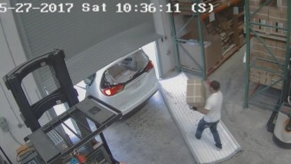 Criminals Steal 30,000 Condoms From A Las Vegas Warehouse In Most Ironic Heist Of All Time