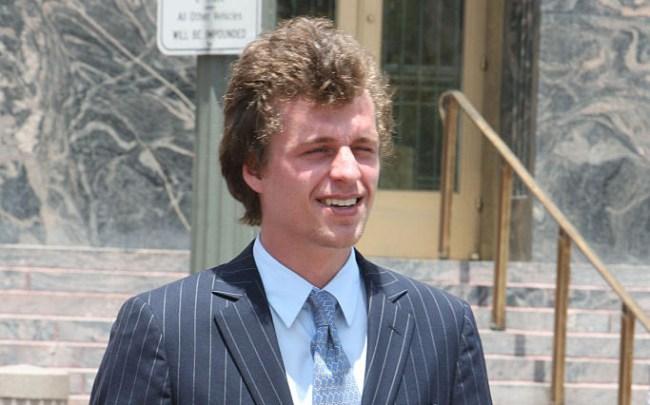 conrad hilton arrested video homophobic tirade