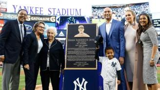 Remembering Derek Sanderson Jeter As His Iconic #2 Jersey Is Retired By Yankees