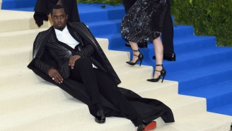 Diddy Dropped Some Savage Shade On Kendall And Kylie Jenner Without Saying A Single Word
