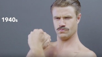 This Guy Shows Us How Douchebags Looked From The 1940s To Today And It Is Very Accurate