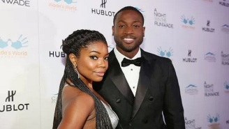 Gabrielle Union Tosses Twitter Into A Frenzy After Claiming She's 'Got Somethin' For Dwyane Wade After His Huge Game