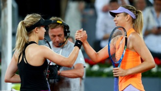 Genie Bouchard Beats Sharapova After Calling Her A Cheater, Rubs It In On Social Media