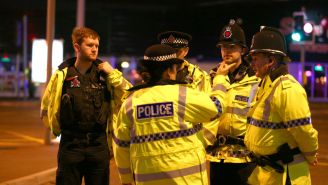 At Least 20 Confirmed Dead After Explosion At Ariana Grande Concert In Manchester, England
