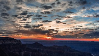 This Mind-Blowing Time Lapse Of The Grand Canyon Is The ONLY Way To Start Your Day