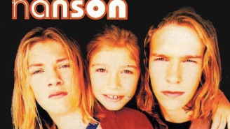 Feel Ancient By Watching A New Hanson Music Video That Has Their Kids In It