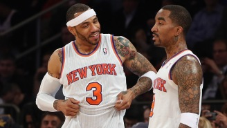 Kenyon Martin Recalls The Time He Almost Murdered J.R. Smith Over An Innocent Prank