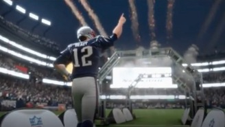 Tom Brady Graces The Cover Of Madden '18 And The New Trailer Will Make Your Pants Move