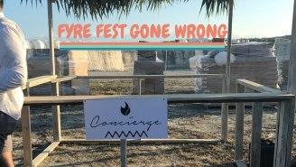 Vlogger Captures The Infamous Music Festival Hellscape Known As Fyre Festival 2017