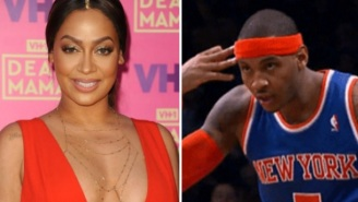 Carmelo Anthony Is Still Desperately Trying To Win Back La La On Instagram After He Cheated On Her