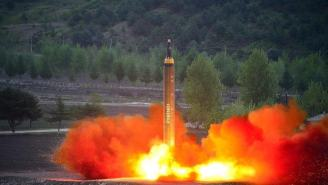North Korea Continues To Defy The World And Fires Off Another Ballistic Missile