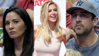 Olivia Munn Reportedly 'Furious' And 'Terrified' Seeing Aaron Rodgers Out With Kelly Rohrbach