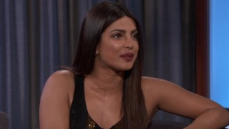 Priyanka Chopra Talks About 'Baywatch' And David Hasselhoff Hollering At Her