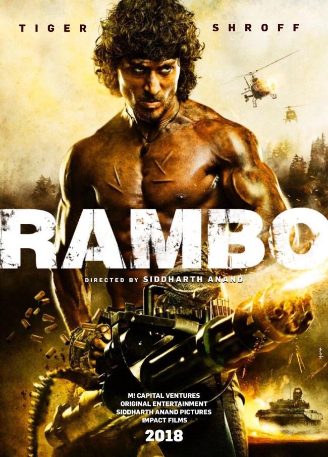 rambo poster india