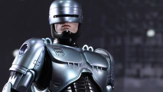 World's First Robocop Ready To Serve The Public Trust, But Not In Detroit