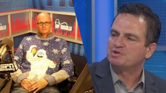 Scott Van Pelt And Jay Mariotti Are In The Midst Of An Epic Twitter Beef… Guess Who's Winning?
