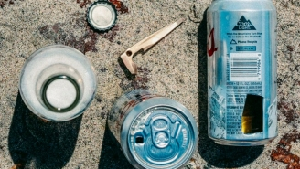 Two Bros Created 'The Beer Spike' — The Ultimate Multi-Tool For Shotgunning Your Beer This Summer