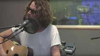 Chris Cornell's Beautiful Cover Of Prince's 'Nothing Compares 2 U' Is The Ultimate Gut-Punch Today
