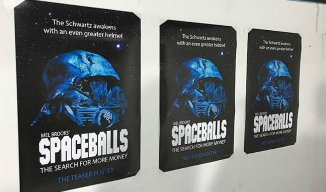 spaceballs sequel