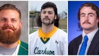 The 2017 College Lacrosse All Mustache Team