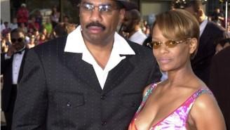 Steve Harvey's Ex-Wife Is Suing Him For $60 Million For 'Soul Murdering'