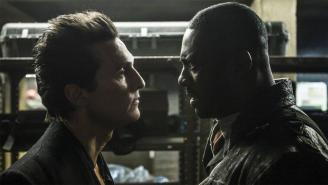 First Trailer For Stephen King's 'The Dark Tower' Starring Idris Elba And Matthew McConaughey