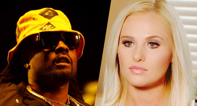 Rapper Wale Had An A+ Response (Again) To A Snide Comment Tomi Lahren Made On Twitter