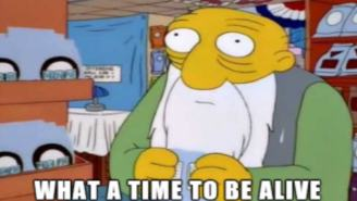 Russia And Ukraine Are Fighting On Twitter And It Ended With A Death-Blow 'Simpsons' GIF