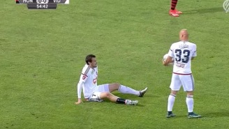 I Nominate This Hungarian Soccer Player For Worst Flop In The History Of Sports