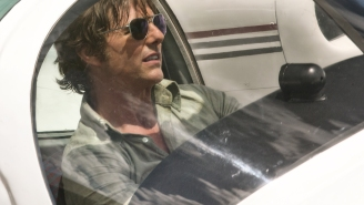 'American Made' Trailer Features Tom Cruise As A Drug-Smuggling, Money-Laundering CIA Badass
