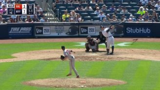 Aaron Judge Is A BEAST! Crushes Longest Home Run Since Tracking Began And His Stats Are Nuts