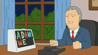 Adam West's Legacy Will Live On When He Appears In 'Family Guy' This Season