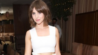 Alison Brie Recounted A Creepy Tale Of Being Asked To Take Her Top Off At An 'Entourage' Audition